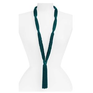 Natasha Couture Tassel Necklace from Nordstrom